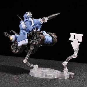 Image 4 - YH Metal Slug Super Voertuig SV 001 tank model beweegbare innerlijke structuur Blauw of Grijs
