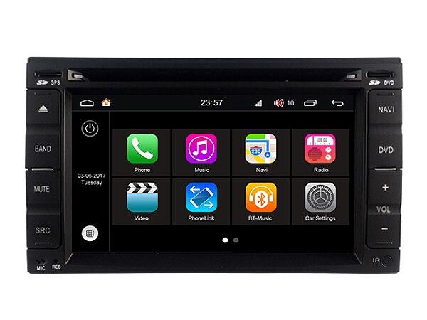 S190 Android 7 1 CAR DVD player FOR NISSAN QASHQAI 2007 2011 Tiida 2004 2011 car