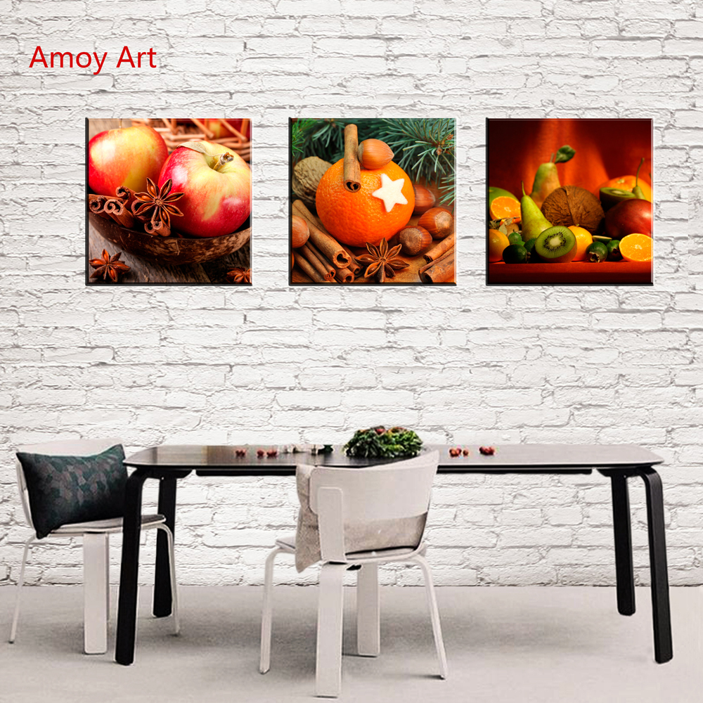 Apple Wall Decor Kitchen Kitchen Wall Art Apples Promotion Shop For Promotional Kitchen