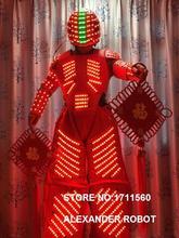led robot costume /LED Clothing/ LED Light suits/ LED Robot suits/ Luminous costume