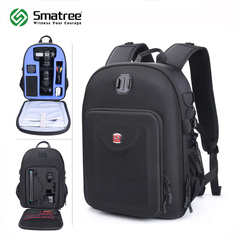 Smatree Original Camera Backpack design for Nikon D3400/D7200/D3300 ,Canon EOS 80D Digital SLR Camera Camera Body/Nikon D750
