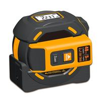 Laser Distance Meter Range Finder 40M 60M Laser Tape Measure Digital Retractable 5m Laser Rangefinder Ruler Survey Tool
