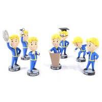 13CM anime figure têtes de jeu Fallout 4 voûte garçon jouet Bobbleheads série 1 figurine à collectionner modèle jouets brinquedos