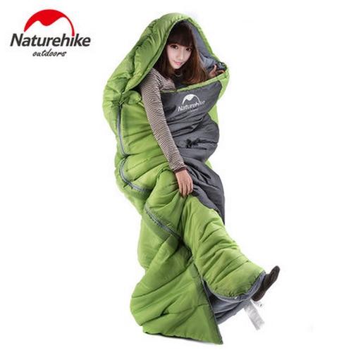 Naturehike Cotton Sleeping Bag Winter Caping Equiment Portable Sleeping Bag S NH00F400-D henry cotton s бермуды