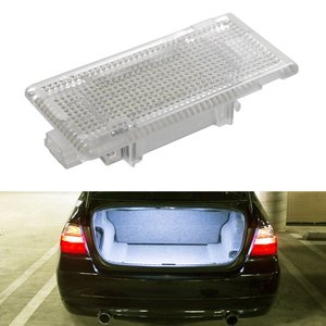 1Pcs 24SMD Led Footwell Luggage Trunk Interior Light Glove Box Lamp No Error for BMW X5 E46 E39 E84 E91 E92 E53 F10 F01 F02
