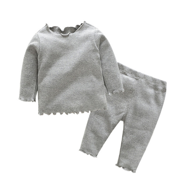 dde9805c7 Tem Doger Baby GIrls Clothing Sets Autumn Cute Long Sleeve Knit ...