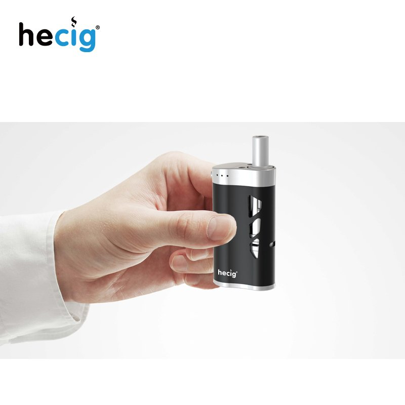 hecig Arter starter kit  4in1 multi-function dry herb liquid wax  vaporizer Arter-AIO vaporizing mod e cigarette  vape