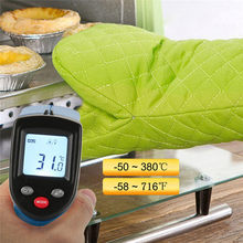 Portable Termometro Digital Non-kontak LCD IR Laser Suhu Digital Infrared Thermometer Gun Termometer Inframerah Thermomet(China)