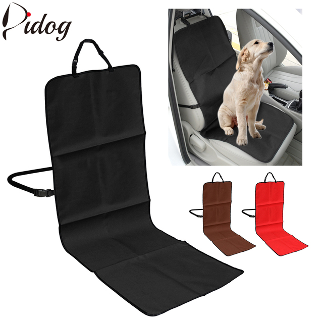 Waterproof Dog Car Seat Cover Truck SUV Front Mat Protector Foldable And Durable For Small