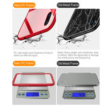 Tempered Glass 360 Degree Covers for iPhone