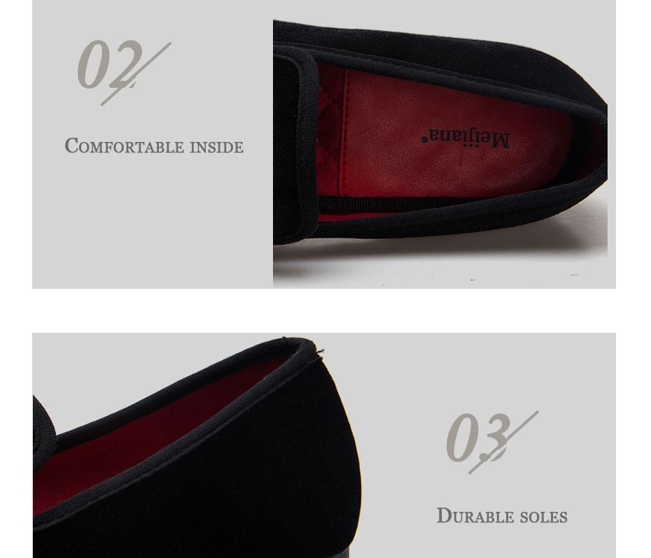 HTB1rNLBXHsTMeJjSszgq6ycpFXag - New Fashion Gold Top and Metal Toe Men Velvet Dress shoes italian mens dress shoes Handmade Loafers