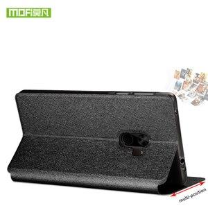 Image 2 - Original Mofi Case for Xiaomi Mi Mix 2 Case Protective Cover for Mix2 5.99 Inch Fundas Cas PU Leather Shield for Xiaomi Mix 2S
