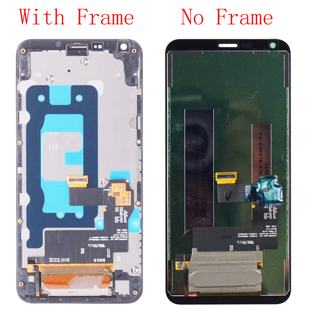 Original 5.5 2160x1080 IPS Display For LG Q6 LCD with Touch Screen Digitizer M700A M700DSK M700AN Q6+ Q6 LCD Replacement Parts