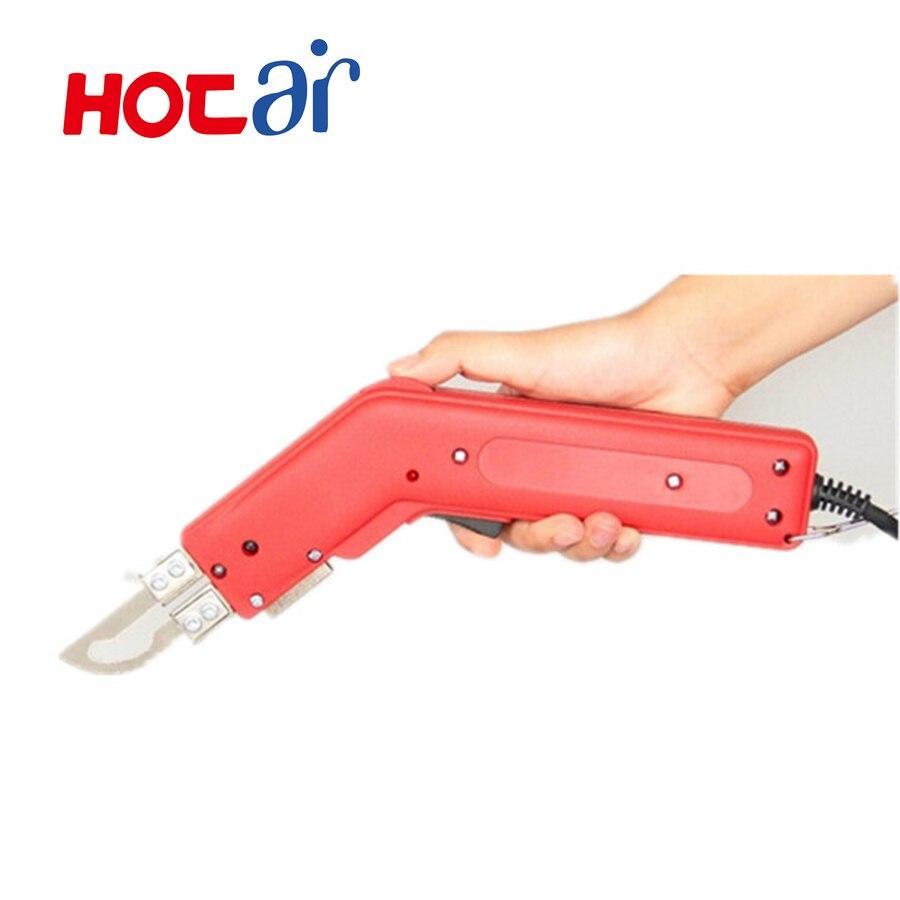 220v 100 W Electric Knife Hot Melting Cutter Cloth Ribbon