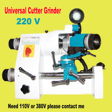 New 220V YLD20A Universal cutter grinder sharp V bits milling grinding Router bits lathe universal tool grinding machine