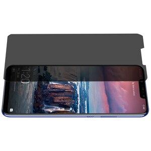 Image 3 - EXUNTON 9H זכוכית עבור Huawei נובה 3 3i 3E בתוספת לייט Nova3 Nova3i Nova3E Anti spy פרטיות מזג זכוכית מסך מגן סרט חדש