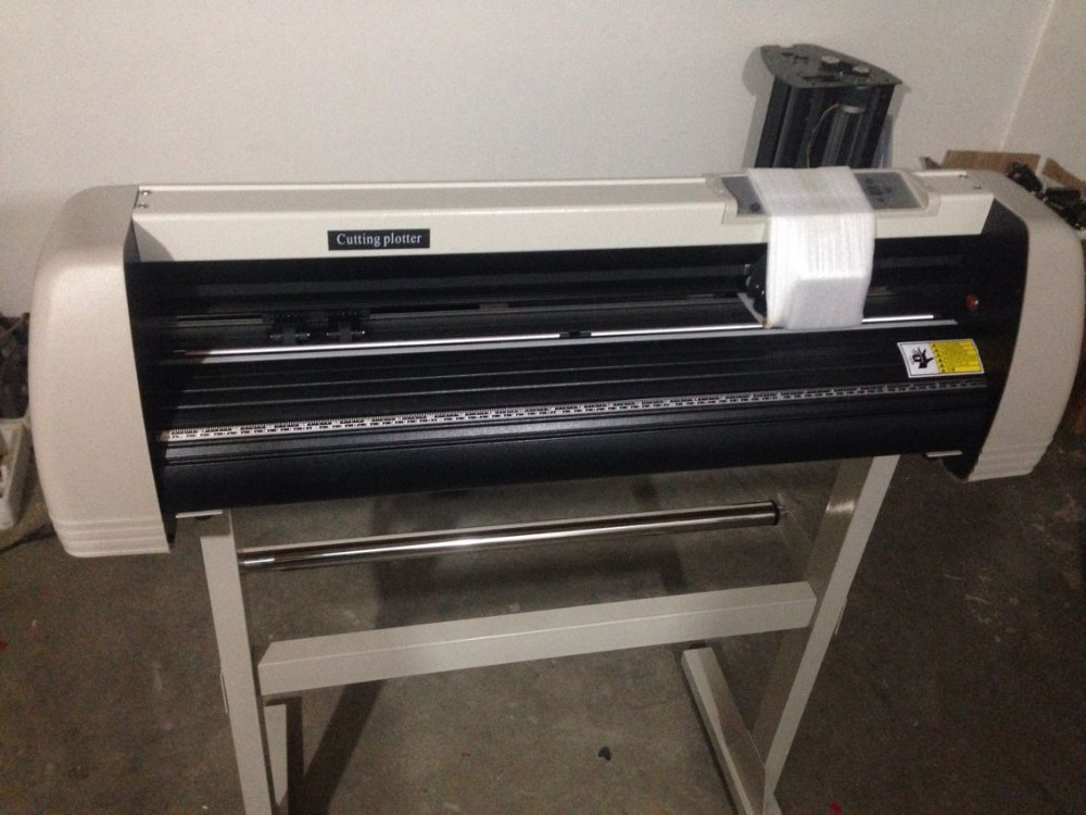 Широко используется Виниловый резак плоттер для продажи Лидер продаж Шаг двигатель vynil резак плоттер, винил печати и Вырезать плоттер