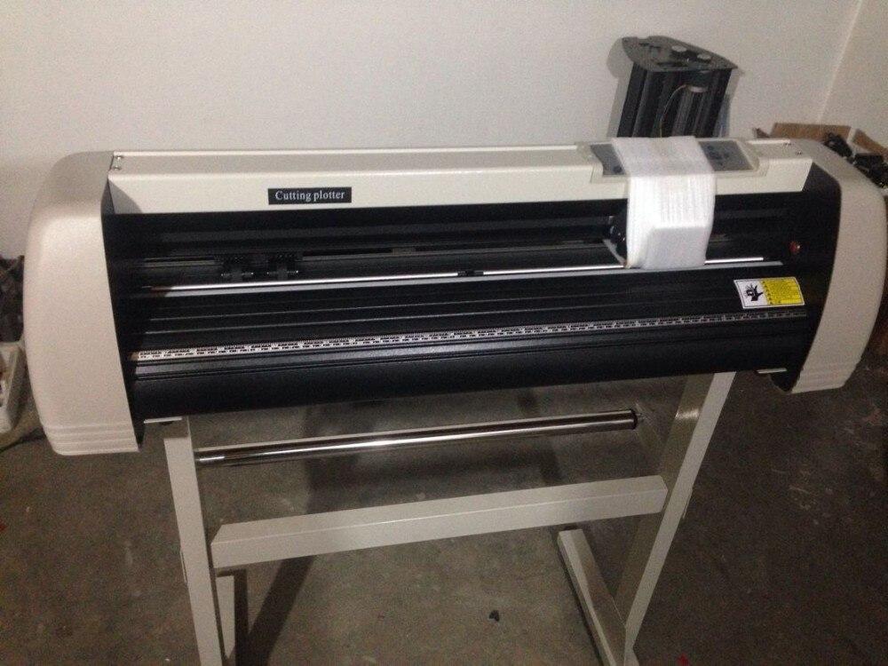 Largement utilisé traceur de découpe de vinyle à vendre meilleur vente étape moteur vinyle traceur de découpe, vinyle d'impression et de découpe traceur