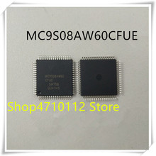 NEW 5PCS/LOT MC9S08AW60CFUE MC9S08AW60 QFP IC