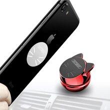 OATSBASF Sostenedor Del Teléfono Del Coche Universal de 360 Grados GPS Magnética Sostenedor Del Teléfono Móvil Para el iphone X Samsung Magnet Mount Holder Soporte