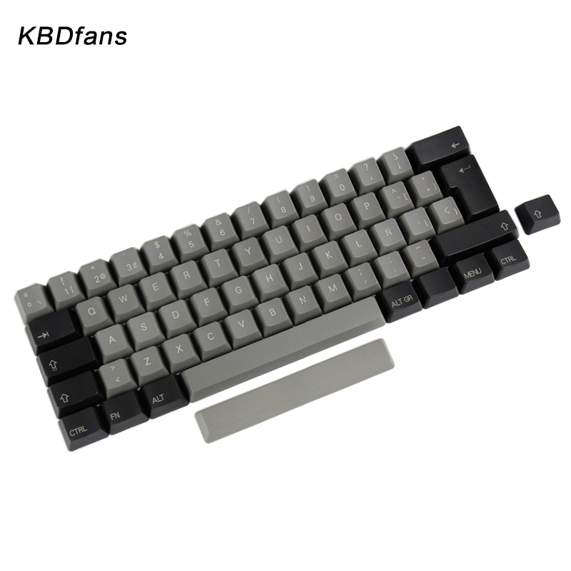 spanish layout keycap dolch keycaps ome profile keycap pbt topprinted for mechanical keyboard цена 2017