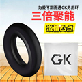 2 типы GK высокое качество Медицинского силикона cock кольцо мужской кольцо пениса секс-шоп секс кольцо Выносливость glans кольцо взрослых секс-игрушки для мужчины