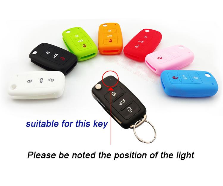 Υψηλής ποιότητας κάλυμμα κλειδιού - Αξεσουάρ εσωτερικού αυτοκινήτου - Φωτογραφία 4