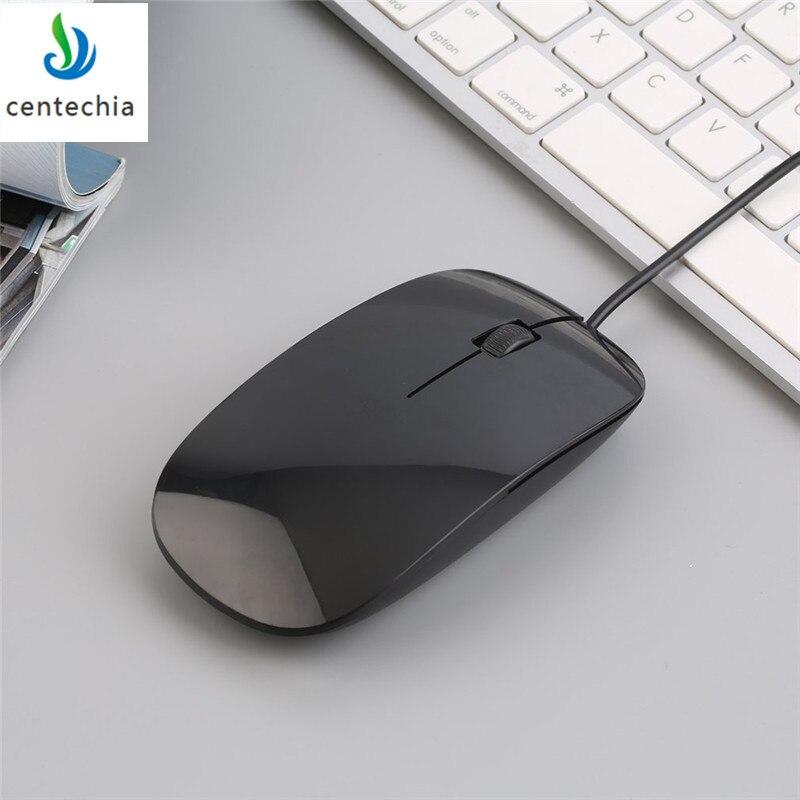 Centechia продвижение 1200 Точек на дюйм Проводная Оптическая USB Мышь игры Pro Gamer компьютера Мыши компьютерные для портативных ПК высокое качество