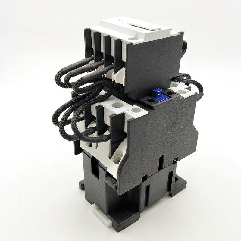 380 V 50Hz Coil Motor Control 3 Phasenschalter Über Kondensator AC ...