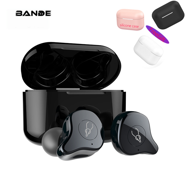 True Wireless Bluetooth 5.0 Headset Mini Earphones Auto With 3000mAh  Charge Box