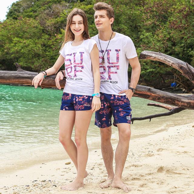 Gailang Brand Men's Beach Shorts Board Boxer Trunks Shorts Quick Drying Men Boardshorts Plus Size Fashion Men Swimwear Swimsuits