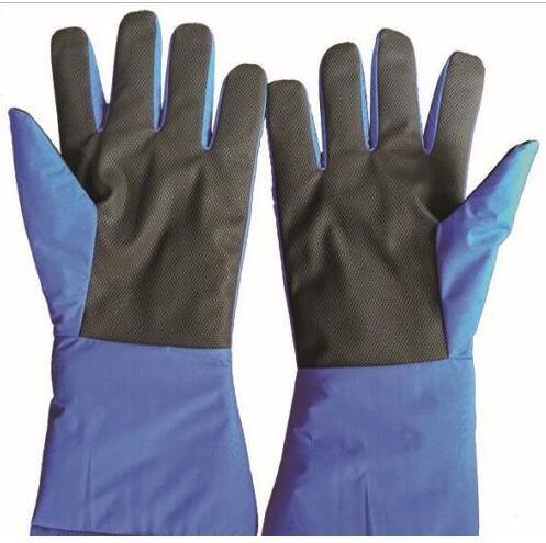 Anti-low-temperature Liquid Nitrogen Protective Gloves LNG Gloves 38CMAnti-low-temperature Liquid Nitrogen Protective Gloves LNG Gloves 38CM