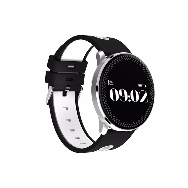 Waterproof Watch Bracelet Monitor Blood Pressure And Heart Rate Smart Watch 1