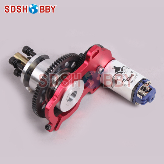 Special Electric Starter for EME35 DLE30 DLE35RA Gasoline Engine 35cc AS KIT