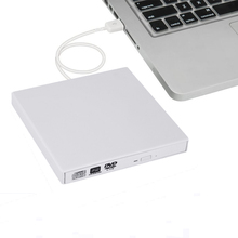 USB 2.0 DVD drive External DVD Optical Drive CD/DVD-RW Burner CD/DVD-rom Player Reader Writer Portatil for Windows Mobile PC