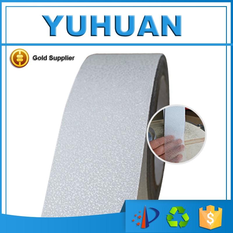 High Quality 5CM 5M PEVA Transparent Non Slip Adhesive Tape Rubber Anti Slip Strip Waterproof Safety
