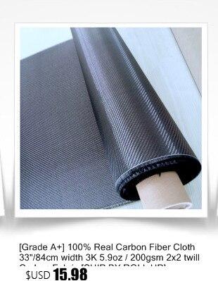 Frete grátis [classe A +] Carbono Real