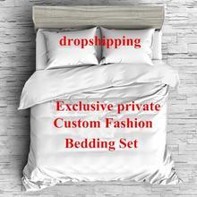 2 эксклюзивных модных комплекта постельных принадлежностей на заказ для дропшиппинг