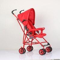 Abdo детская легкая коляска переносная дорожная коляска легкая Роскошная детская складная Зонт дорожная коляска детская коляска