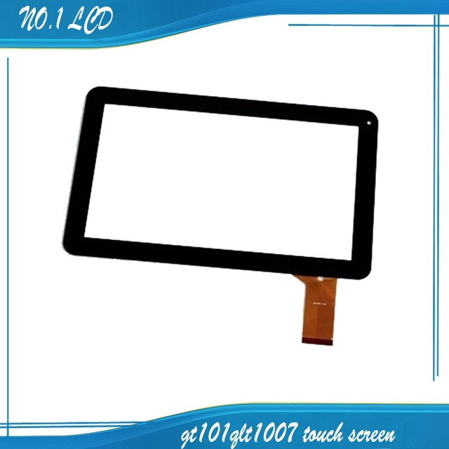 "New 10.1"" inch iRulu Tablet GT101QLT1007 FPC A3LGTP1000 touch screen Touch panel Digitizer Glass Sensor Free Shipping"