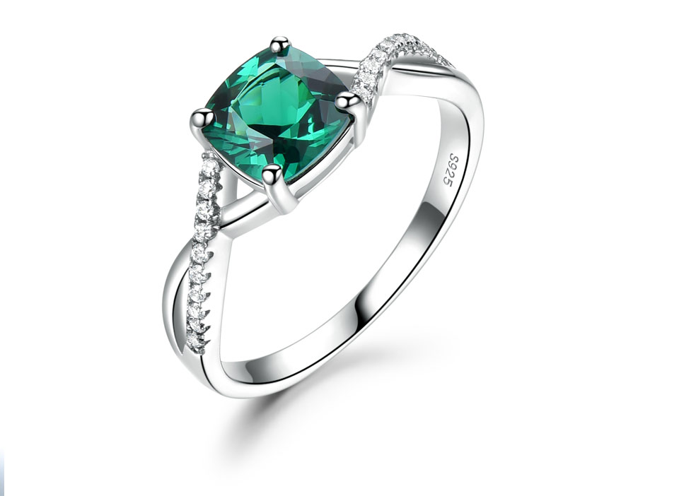 UMCHO-Emerald-925-sterling-silver-rings-for-women-RUJ086E-1-pc_02