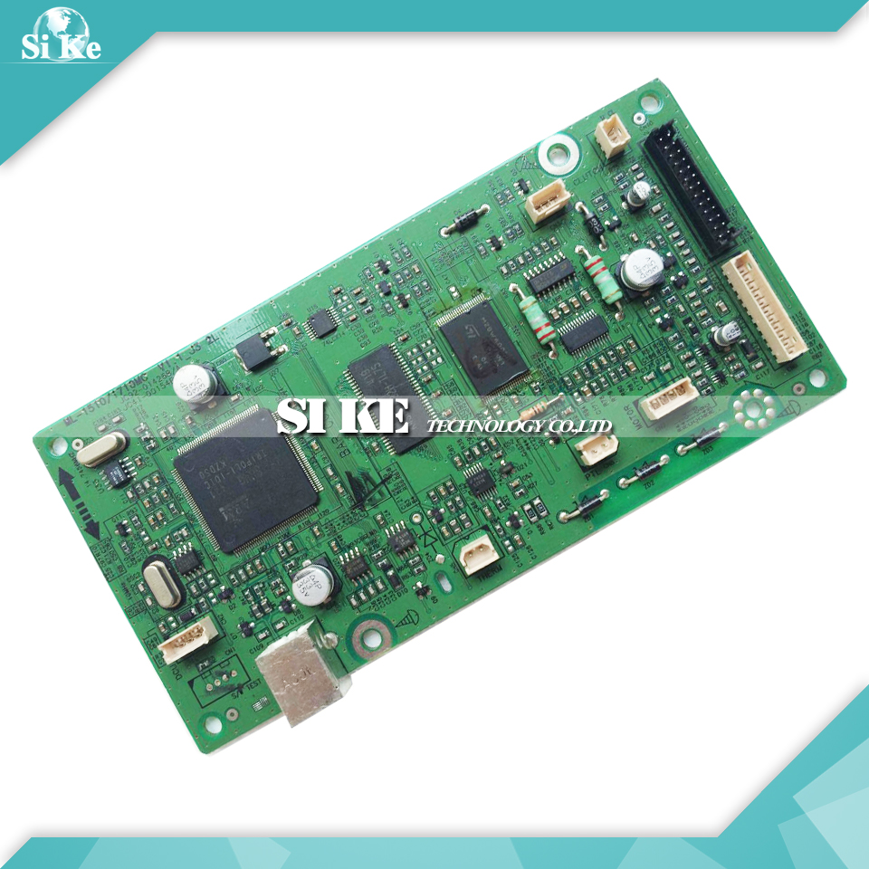 Laser Printer Main Board For Samsung ML-1510 ML 1510 ML1510 Formatter Board Mainboard Logic Board 10x pickup roller for xerox 3115 3116 3119 3121 for samsung ml 1500 1510 1520 1710 1710p 1740 1750