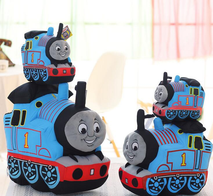20cm High Quality cute thomas small music train child ...