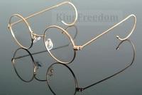 Gafas para leer vintage 42 44 46 48 50mm oro borde completo + 100 + 125 + 150 + 175 + 200 + 225 + 250 + 300 + 325 + 350 + 375 + 400 + 425 + 6