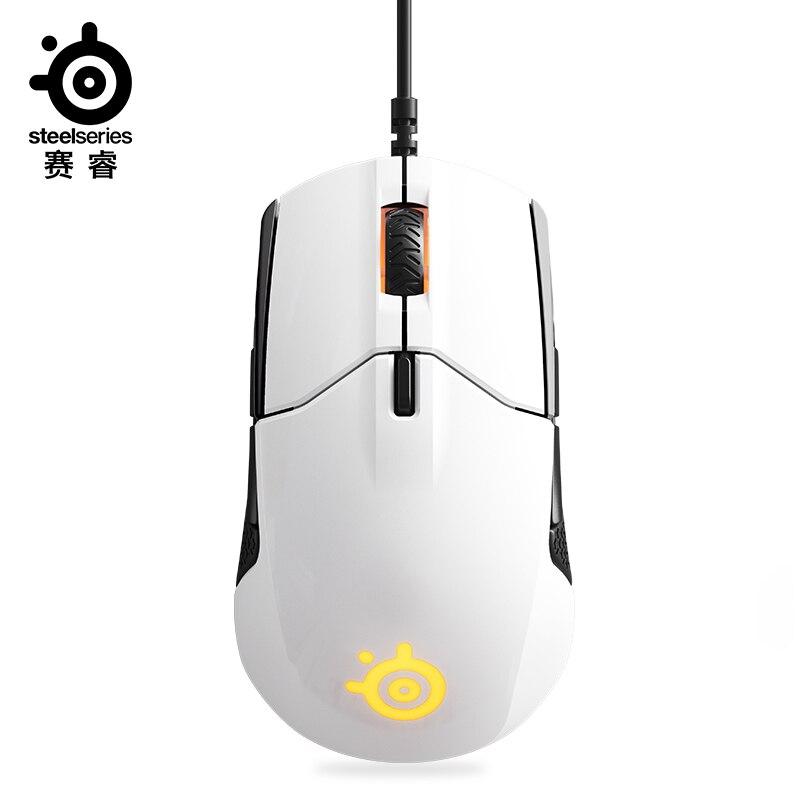 Livraison gratuite SteelSeries Sensei 310 souris de jeu filaire optique souris RGB lumière 12000 DPI pour LOL CF - 2