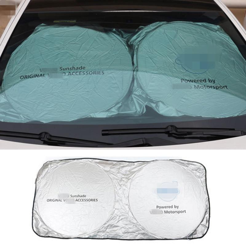 150x70 centímetros Acessórios Do Carro Da Frente Toldo adesivos no Carro Para Volvo s40 Xc60 S60 S80 V40 V60 v70 v50 850 c30 XC90 s70 s90 v90 xc70