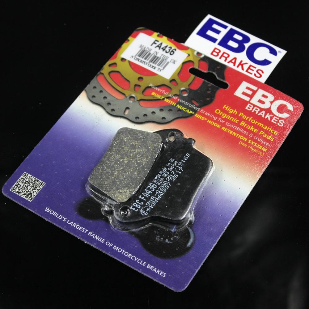 EBC Organic Rear Brake Pads For Honda 2007 CBR600RR-7