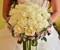 FW155 Venda Quente 24 peças de flor rosa 6 cor Artificial Mãos noiva Segurando Rose Flor Nupcial Do Casamento Bouquet buque de noiva