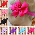 Bluelans Infant Girls Kids Cute Flower Hair Bow Band Headwear Baby Accessories Headband