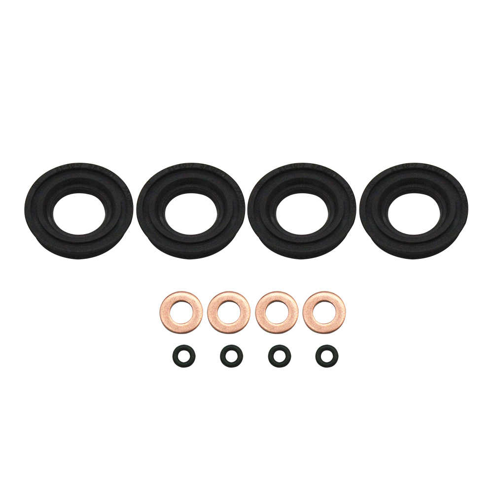 Brandstof Injector Seal Wasmachine O-Ring Fit Voor Ford Transit MK7 2.2 2.4 3.2 Tdci 2006 +